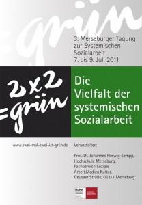 2011-Tagung-2mal2istgruen-Plakat